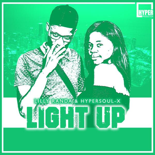 Lilly Randa, HyperSOUL-X - Light Up [Hyper Production (SA)]