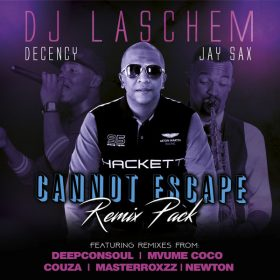 DJ Laschem, Decency, Jay Sax - Cannot Escape (Remixes) [Baainar Digital]