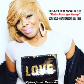 Heather Walker - Rain Rain Go Away (Zona Soul,Glenn Gregory & Dj Tie.Be Mixes) [Cyberjamz]