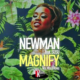 Newman (UK), Dave Anthony, Susu - Magnify (Remix) [Kemnal Road Studios]