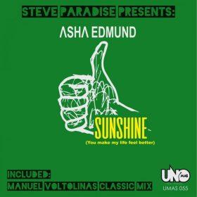 Steve Paradise, Asha Edmund - Sunshine [Uno Mas Digital Recordings]