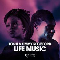 Toshi, Timmy Regisford - Life Music [Quantize Recordings]