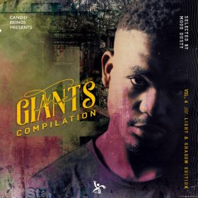Various - The Giants Compilation Vol.4 (Selected By Mood Dusty Light & Shadow Edition) [Candid Beings]