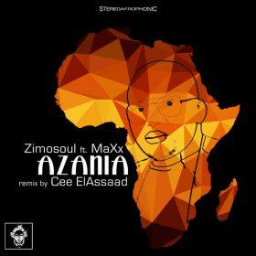 Zimosoul, Maxx - Azania [Merecumbe Recordings]