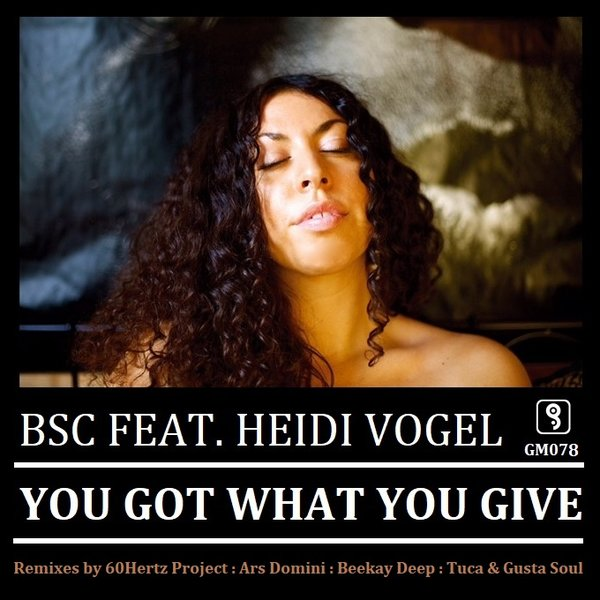 BSC, Heidi Vogel - You Got What You Give [Grooveland Music]