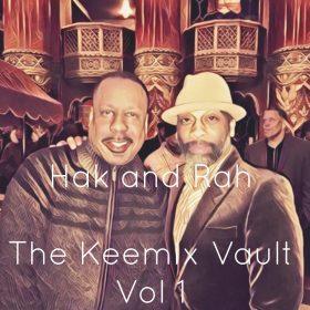 Hakeem Syrbram - Hak & Rah - Keemix Vault Vol. 1 [bandcamp]