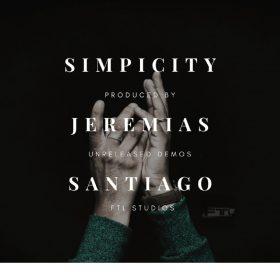 Jeremias Santiago - Simpicity Unreleased Demos [FTL Recordings]