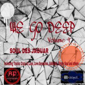 Soul Des Jaguar - We Go Deep, Vol. 4 [African Pulse Music]