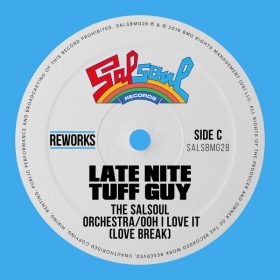 The Salsoul Orchestra - Ooh I Love It (Love Break) (Remix) [Salsoul Records]
