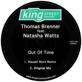 Thomas Brenner feat. Natasha Watts - Out Of Time [King Street Sounds]