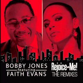 Faith Evans, Bobby Jones - Rejoice With Me [Indie Art Music]
