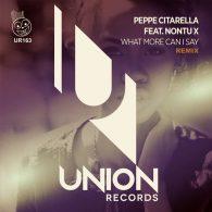 Peppe Citarella, Nontu X - What More Can I Say [Union Records]