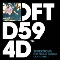 Supernova feat. Marley Munroe - Can't Stand It [Defected]