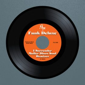 Funk Deluxe - I Surrender (Muller Disco Soul Remixes) [Plaza]