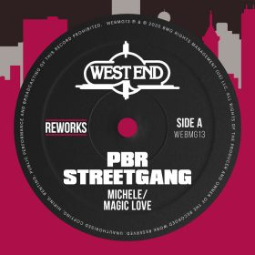 Michele - Magic Love (PBR Streetgang Reworks) [West End Records]