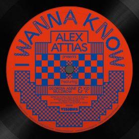 Alex Attias Feat. Georgia Anne Muldrow & Kid K. - I Wanna Know [Visions Recordings]