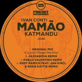Ivan Conti - Katmandu (Remixe) [Far Out Recordings]