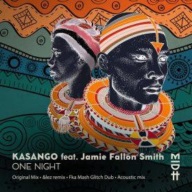 Jamie Fallon Smith, Kasango - One Night [Madorasindahouse Records]