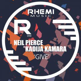 Neil Pierce, Kadija Kamara - Give [Rhemi Music]
