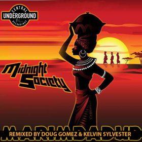 Midnight Society - Marimbadub (Remixes) [Central Underground Recordings]