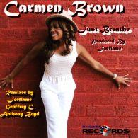 Carmen Brown - Just Breathe [DSharp Records]