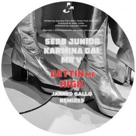 Sebb Junior, Karmina Dai, Mr. V - Gettin Me High (Jarred Gallo Remixes) [Peppermint Jam]
