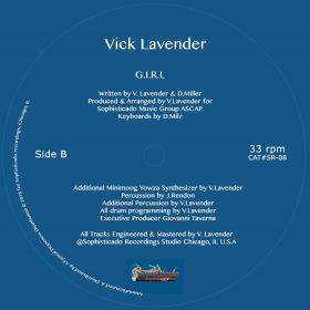 Vick Lavender - G.I.R.L [bandcamp]
