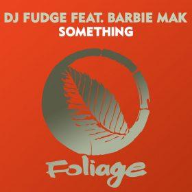 DJ Fudge, Barbie Mak - Something [Foliage Records]