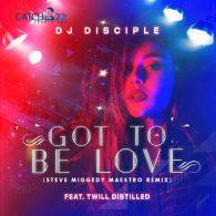 Dj Disciple, Twill Distilled - Got To Be Love [Catch 22]