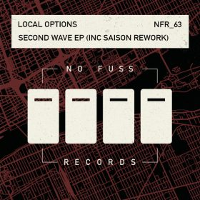 Local Options - Second Wave EP [No Fuss Records]