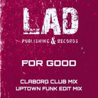 Claborg - For Good [LAD Publishing & Records]