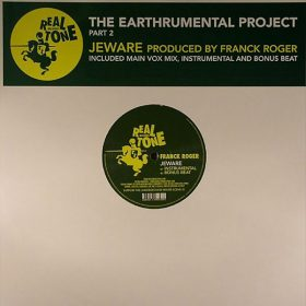 Franck Roger - The Earthrumental Project, Pt. 2 [Real Tone Records]