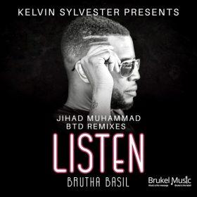 Brutha Basil, Jihad Muhammad - Listen (Remixes Jihad Muhammad) [Brukel Music]