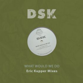 Dsk - What Would We Do - Eric Kupper Mixes [Jack Pot Records - EMG]