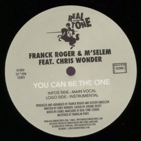Franck Roger - You Can Be The One [Real Tone Records]