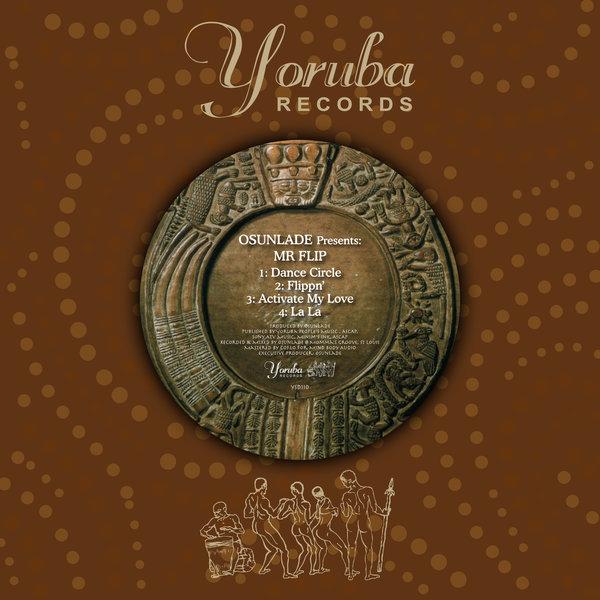 Mr. Flip & Osunlade - Osunlade Presents Mr. Flip [Yoruba Records]
