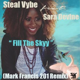 Steal Vybe feat. Sara Devine - Fill The Skyy (Mark Francis 201 Remix) [Steal Vybe]