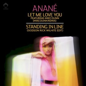 Anane - Let Me Love You (Remixes) [Vega Records]