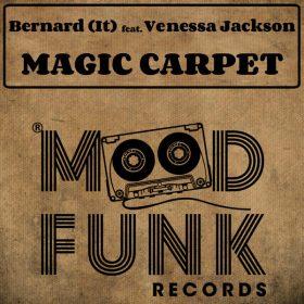 Bernard (It), Venessa Jackson - Magic Carpet [Mood Funk Records]