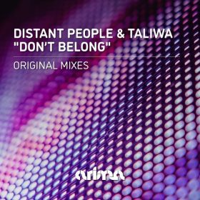 Distant People feat. Taliwa - Don't Belong [Arima Records]