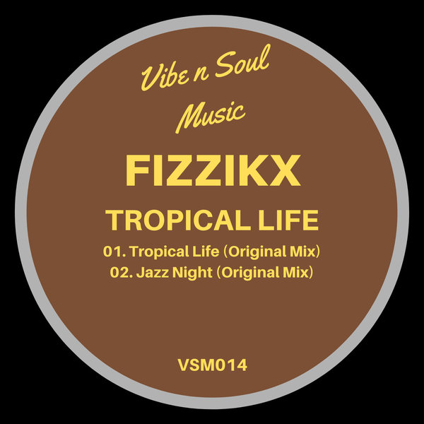Fizzikx - Tropical Life [Vibe n Soul Music]
