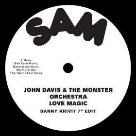 John Davis & The Monster Orchestra - Love Magic - Danny Krivit 7 [Nervous]