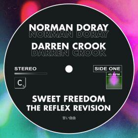 Norman Doray and Darren Crook - Sweet Freedom [CR2]