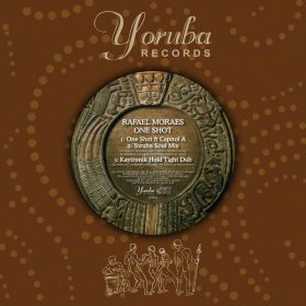 Rafael Moraes, Capitol A - One Shot [Yoruba Records]