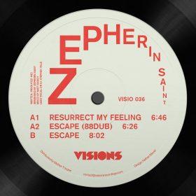 Zepherin Saint - Resurrection EP [Visions Recordings]