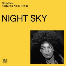 Casa Devi - Night Sky [Four Four Soul Recordings]