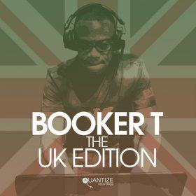 Various - Quintessential Sessions- Booker T - The U.K. Edition [Quantize Recordings]