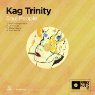 Kag Trinity - Soul People EP [Funkymusic Records]