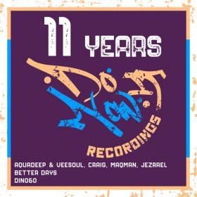 Aquadeep & Veesoul, Craig, MAQman, Jezrael - Better Days [Do It Now Recordings]