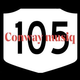 Conway Kasey - Conway Musiq 105 [bandcamp]